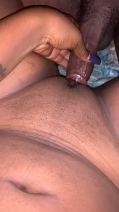 Ebony Tight Pussy Homemade